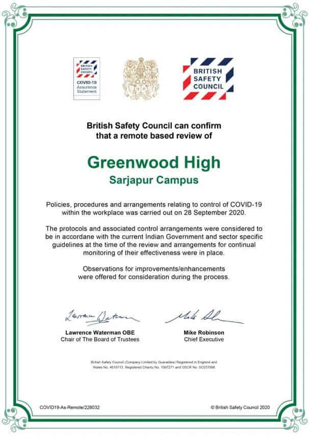 british-safety