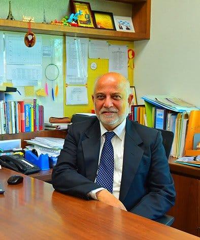Mr. Louis Dias – Principal - greenwoodhigh